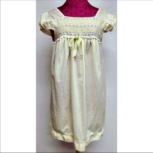 Vintage Yellow Nightie Pajamas